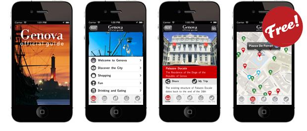 Italien Karta Genova.Genova Official Guide Visitgenoa It