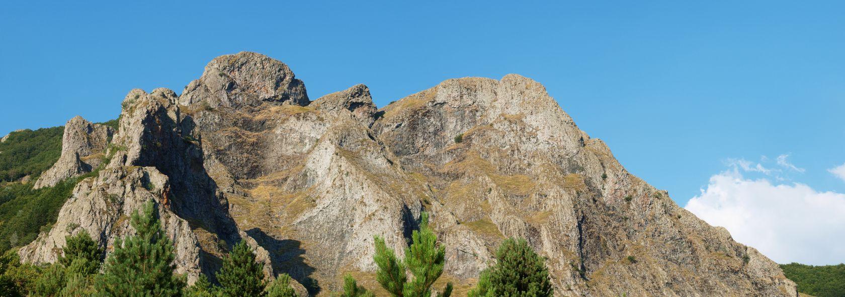 Alta Via monte Groppo - Rosso foto E.Monaci