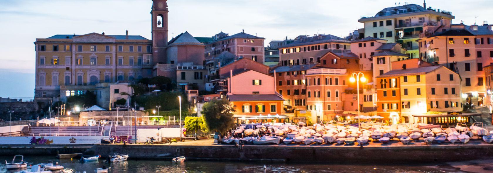 Porticciolo - Foto Ufficio Comunicazione Città Metropolitana di Genova