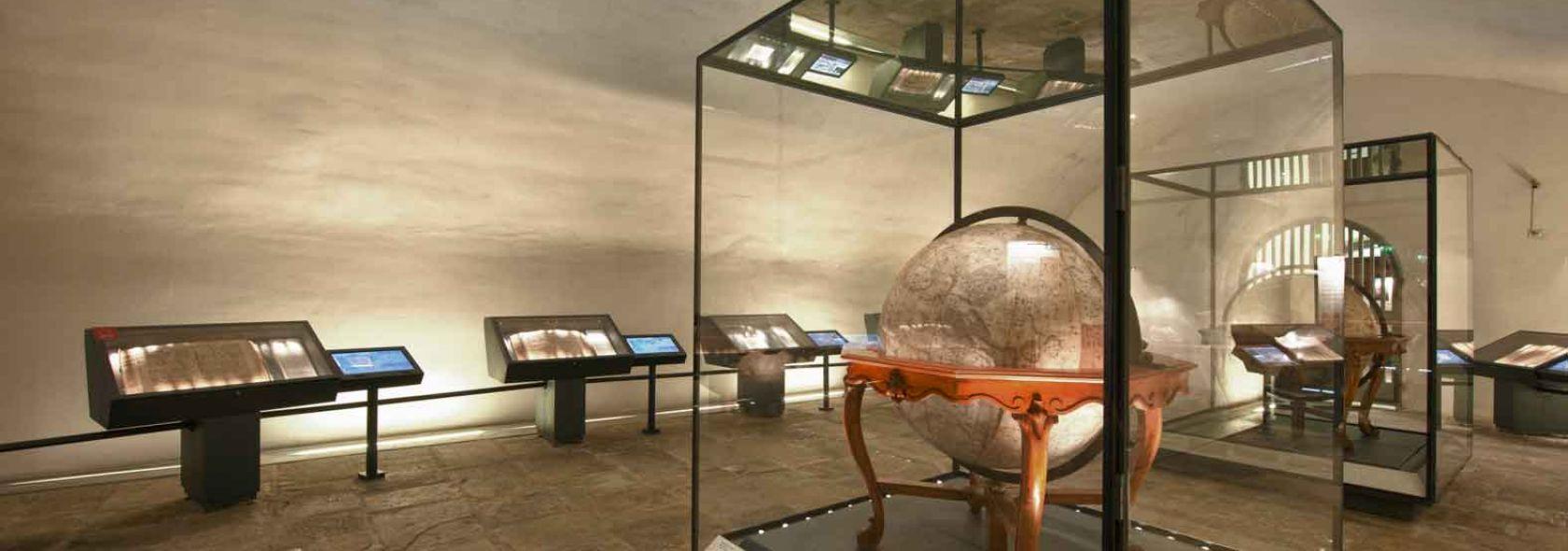 Galata Museo del Mare - Sala Globi
