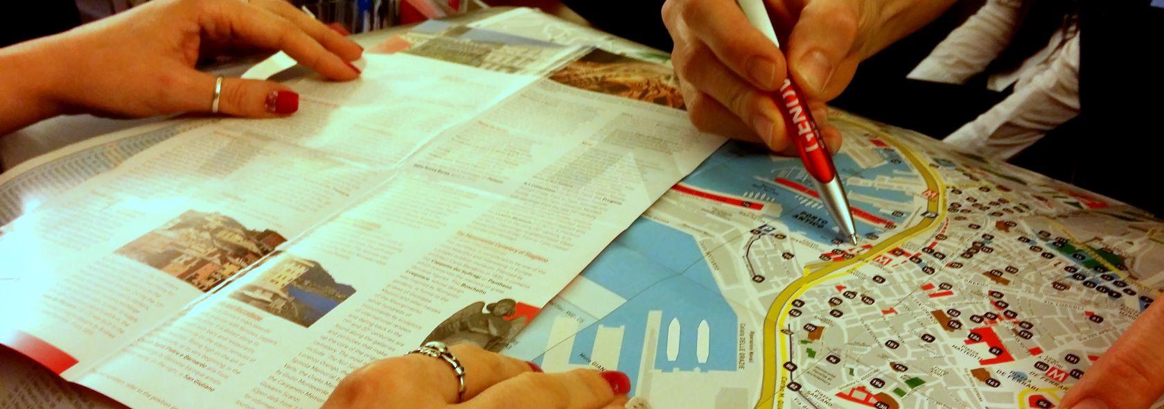 Uffici di Accoglienza e Informazione Turistica IAT
