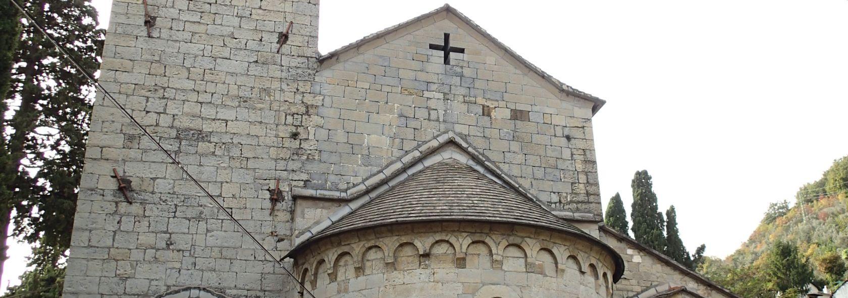 Abbazia di San Siro di Struppa