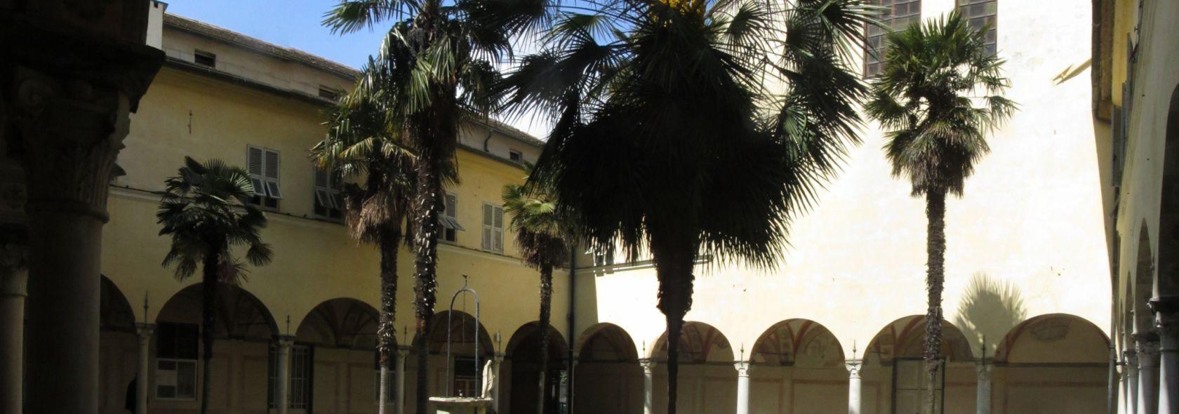 Abbazia di San Nicolò del Boschetto Genova