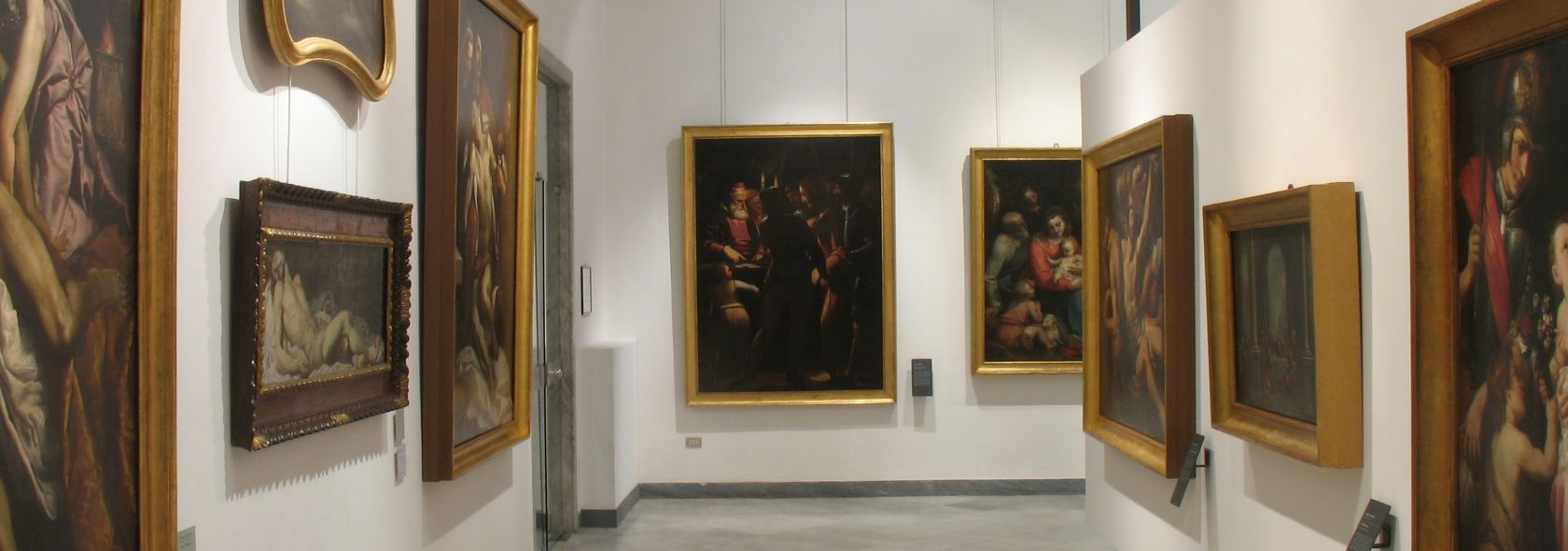 Accademia Ligustica - Il Seicento genovese -  foto © Francesco Manias