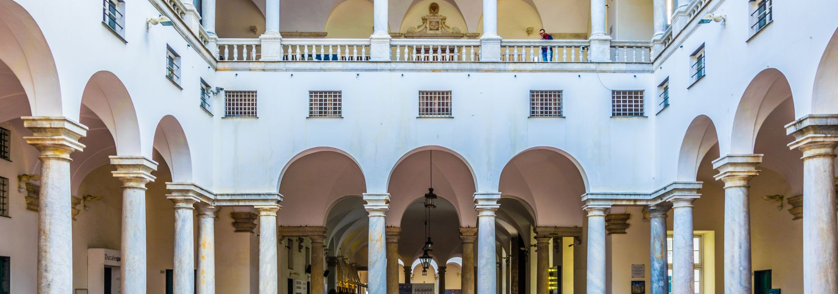 Palazzo Ducale - Cortile