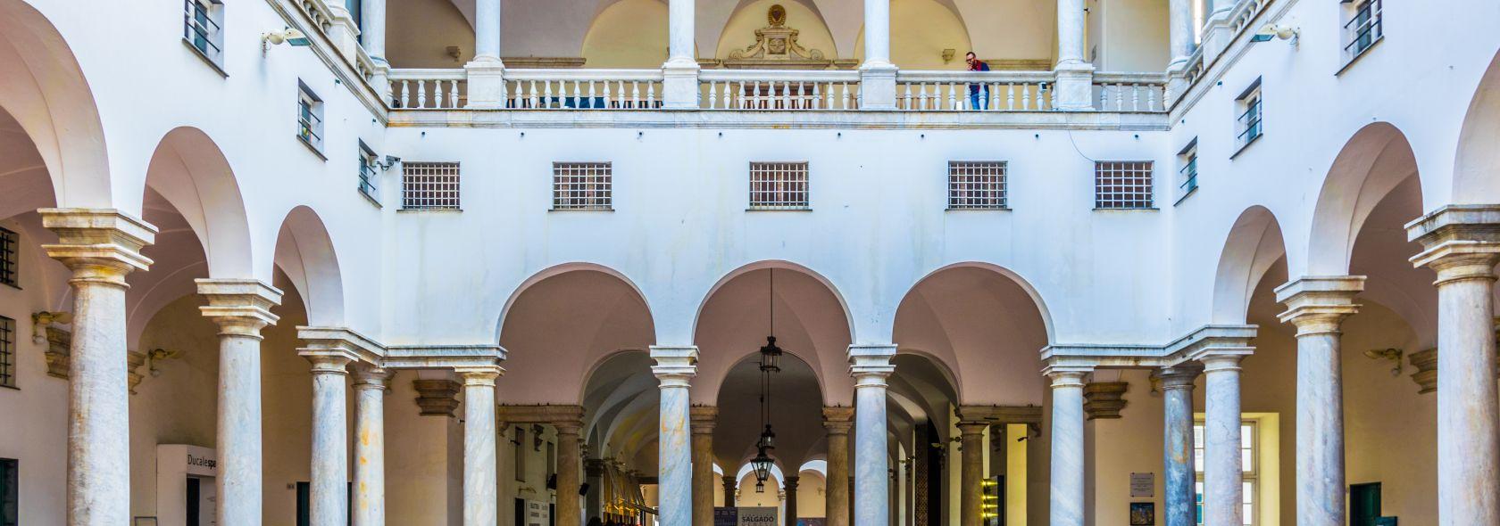 Palazzo Ducale - Cortile