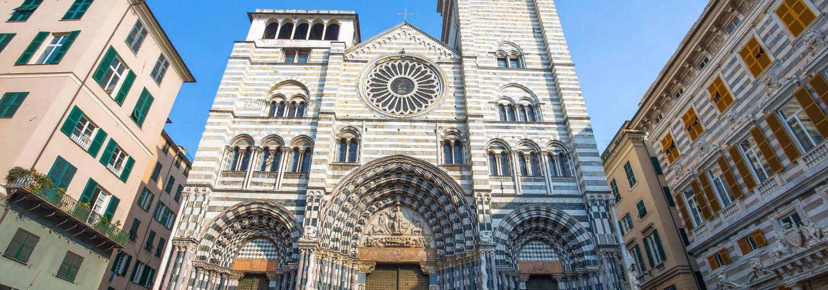 Cathedral of San Lorenzo - Adobe Stock - Liguria Digitale