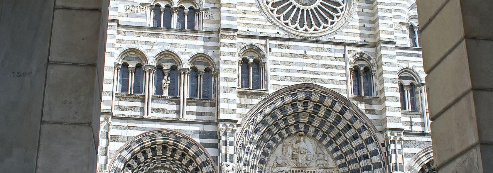 Cattedrale di San Lorenzo - Adobe Stock - Liguria Digitale