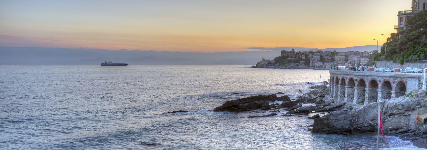 El mar y las playas: Quarto