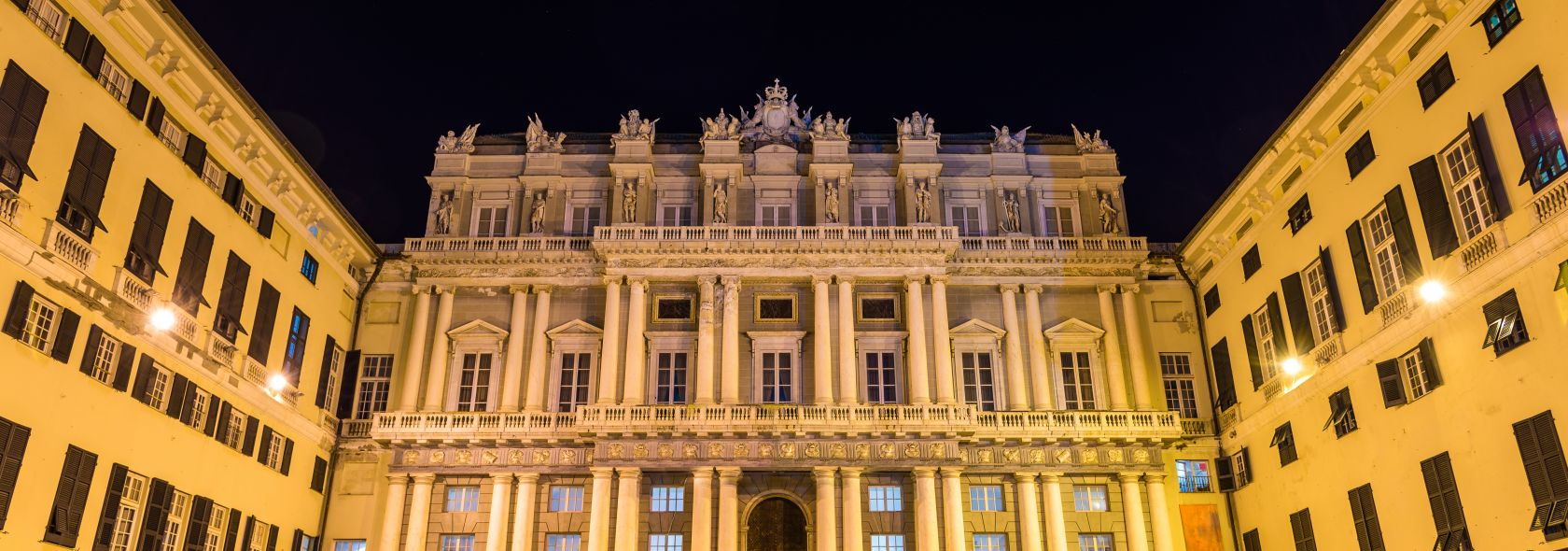 Palazzo Ducale - notturno