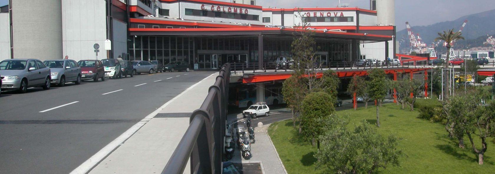 Cristoforo Colombo Airport