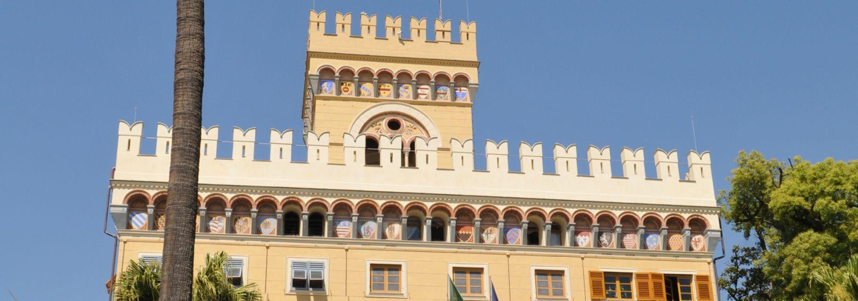 Arenzano: Villa Negrotto Cambiaso - Foto Ufficio Comunicazione Città Metropolita