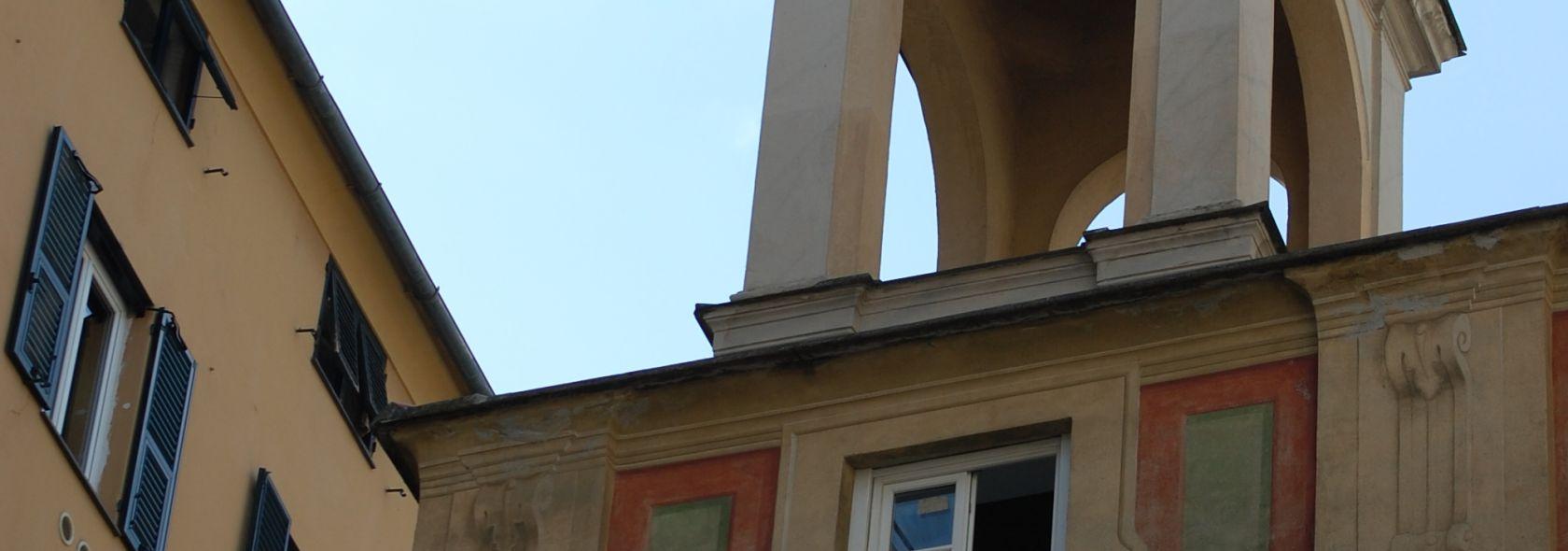 Piazza Banchi - Chiesa di San Pietro - dettaglio