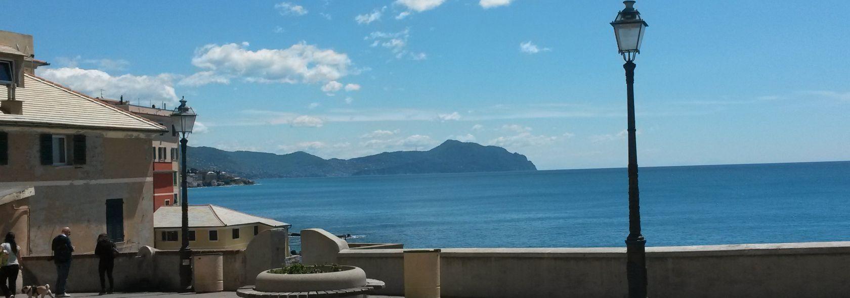 Boccadasse - Vista Panoramica