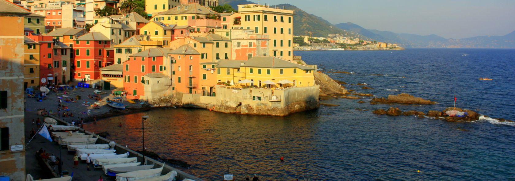 Bocadasse - Foto Ufficio Comunicazione Città Metropolitana di Genova