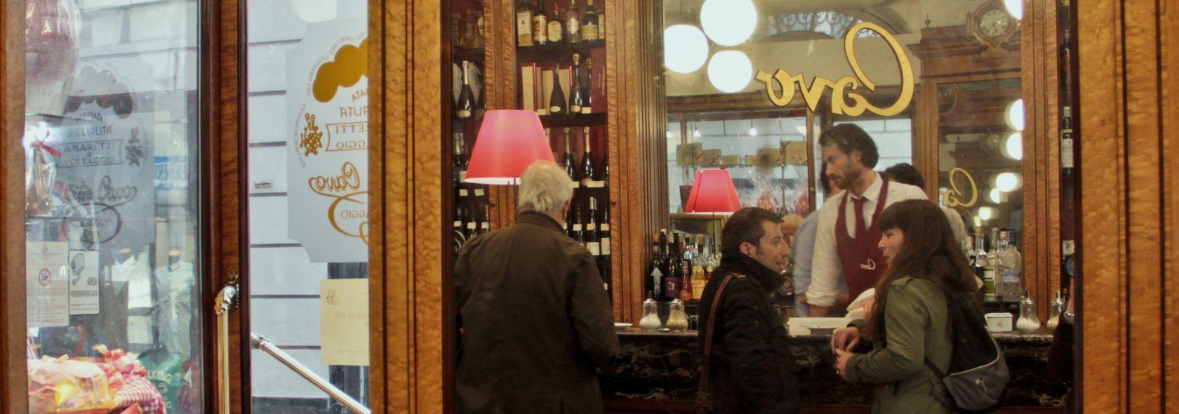 Tienda antigua Marescotti-Cavo  (ph: Paola Leoni)
