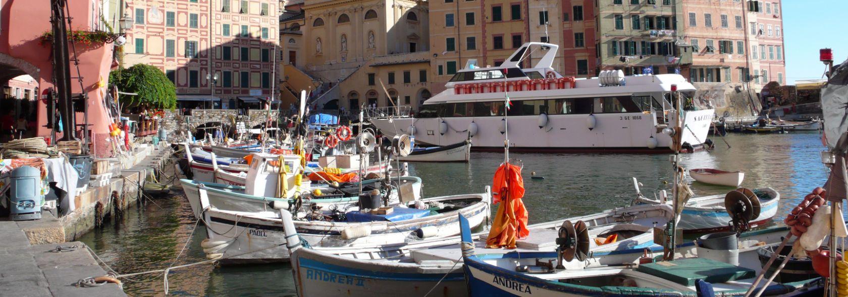 Camogli - Foto Ufficio Comunicazione Città Metropolitana di Genova