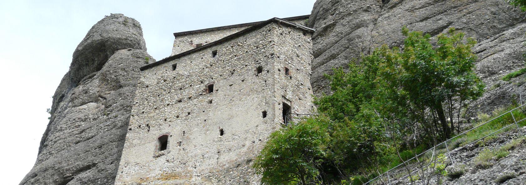 Castello della Pietra a Vobbia, in Valle Scrivia - Davide Papalini