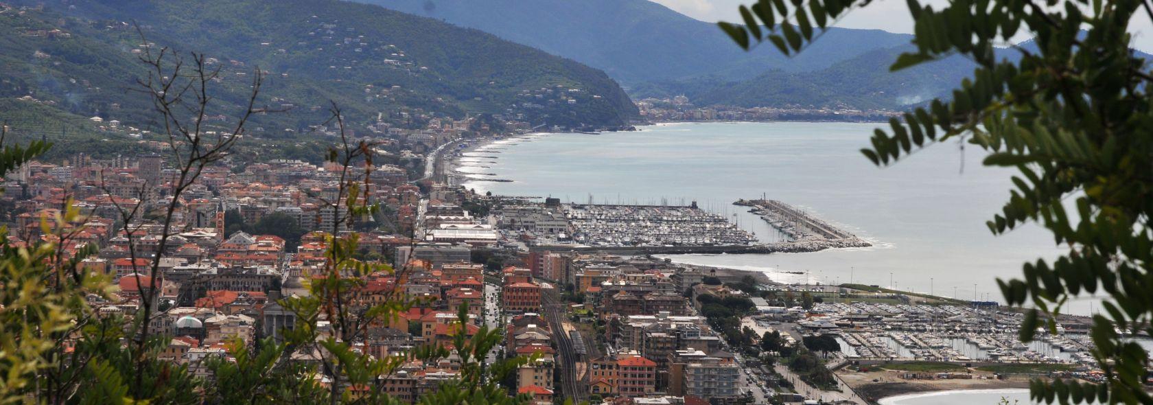 Chiavari e Lavagna  - Foto Ufficio Comunicazione Città Metropolitana di Genova