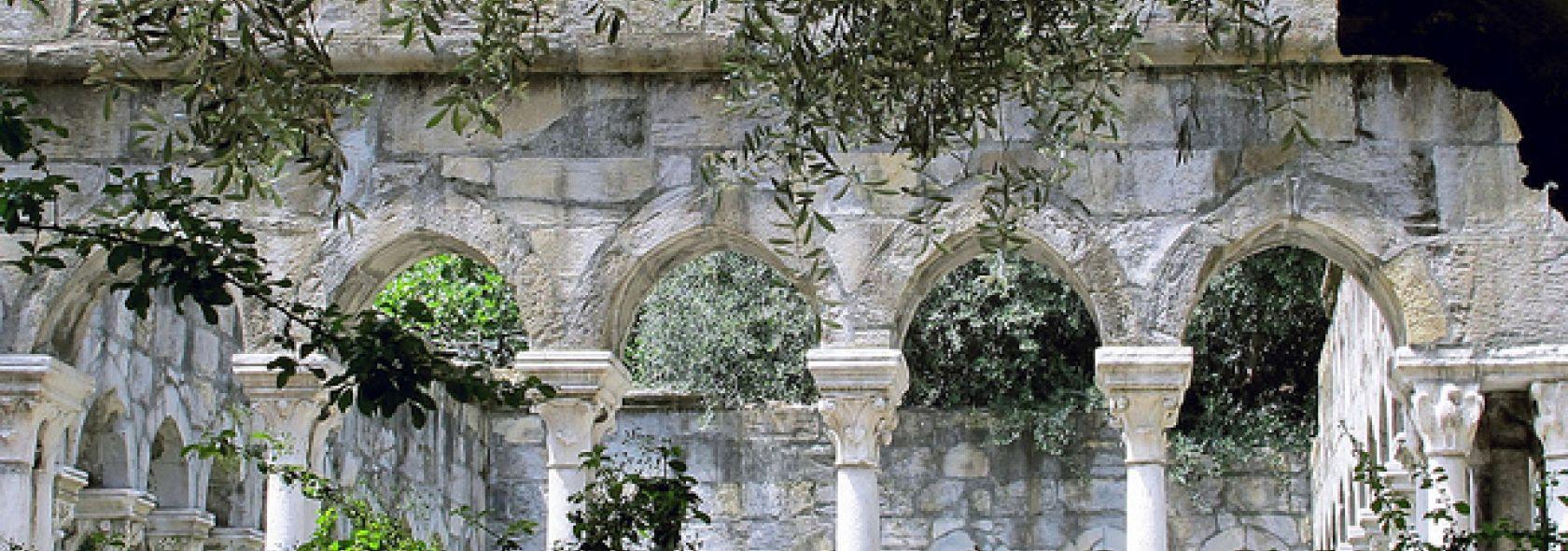 Chiostro di San'Andrea - Foto Rinaldi ©Genovacittadigitale