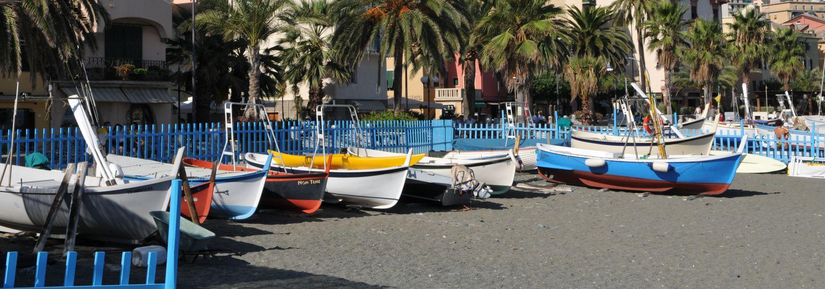 Cogoleto: passeggiata - Foto Ufficio Comunicazione Città Metropolitana di Genova