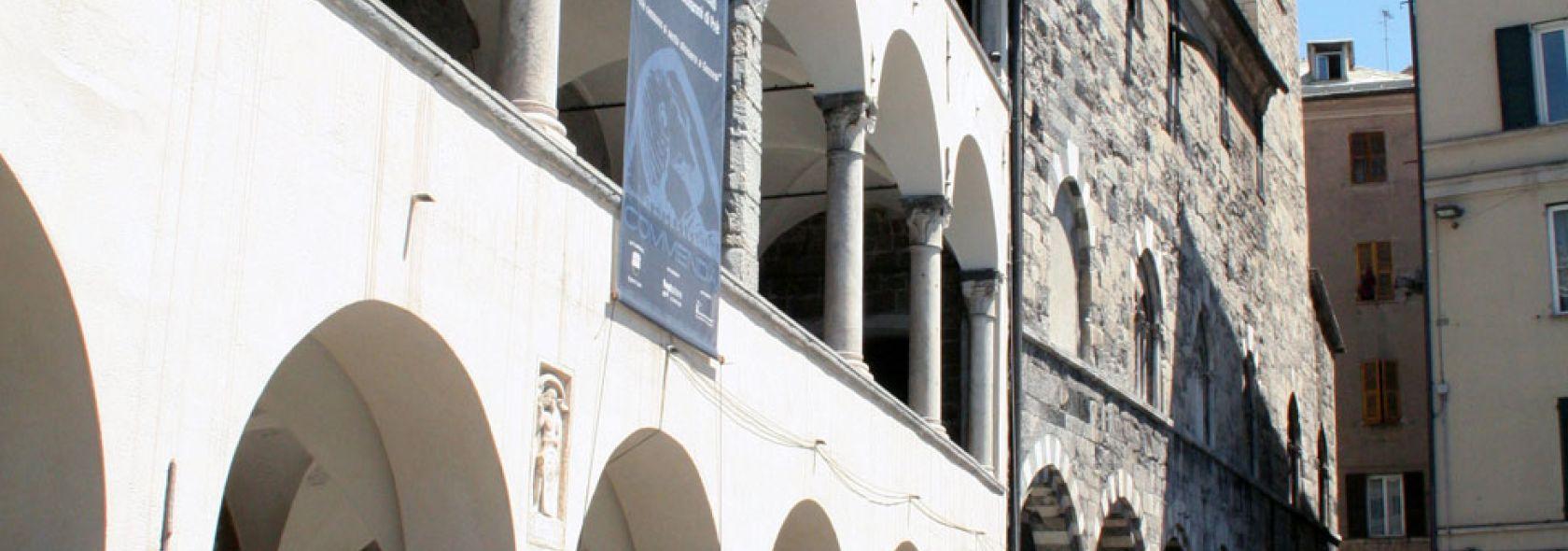 Commenda di San Giovanni di Pré - esterno