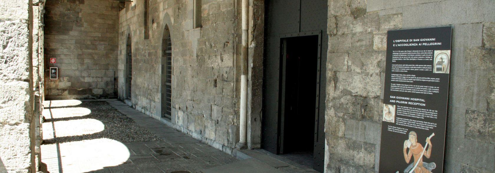 Commenda di San Giovanni di Pré - interno
