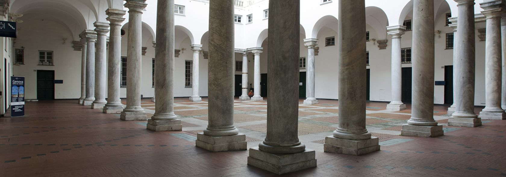 Palazzo Ducale - Major Courtyard - © G. Cavalieri - IT Office