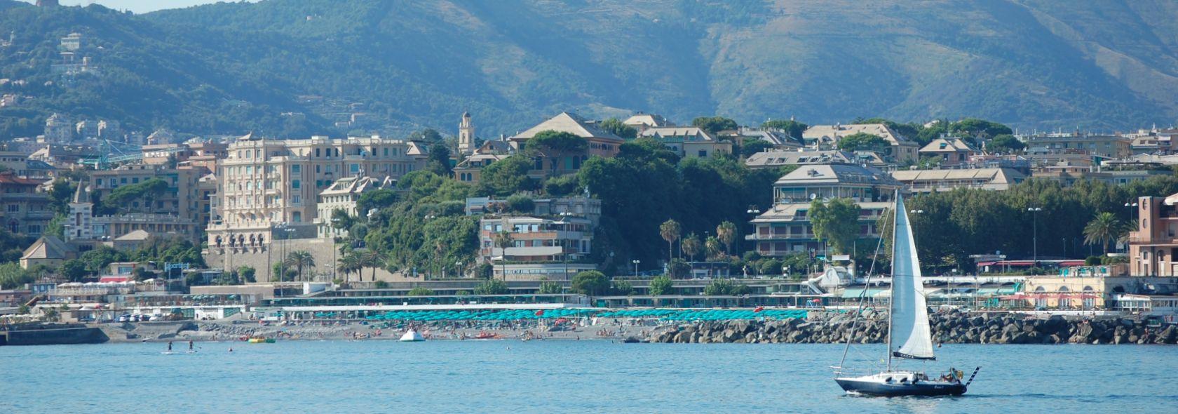 Das meer und die Strände: Corso Italia
