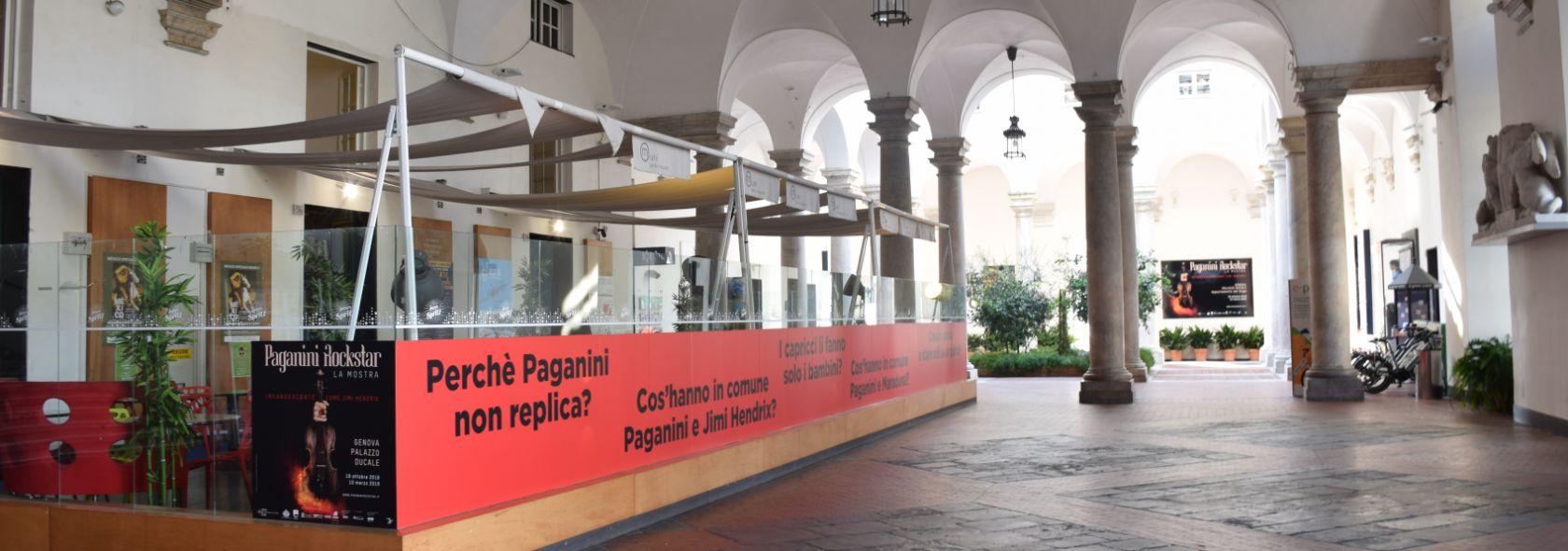 Palazzo Ducale - Foto Ufficio Comunicazione Città Metropolitana di Genova