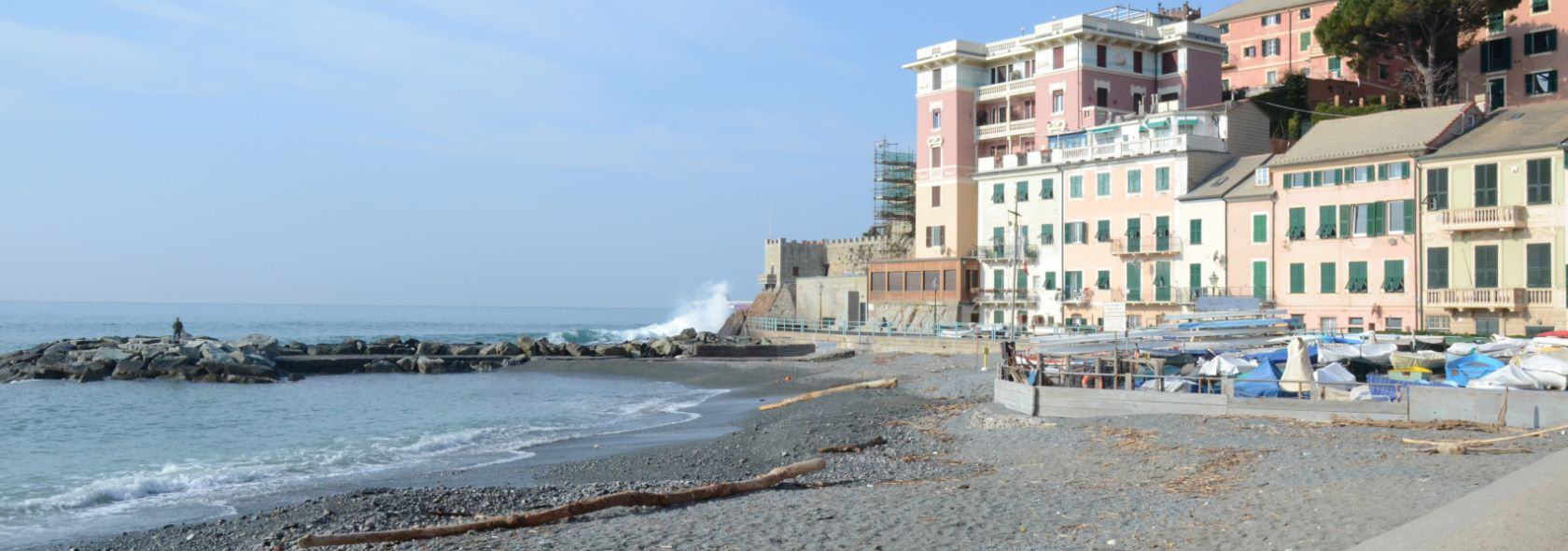 The sea and its beaches: Sturla