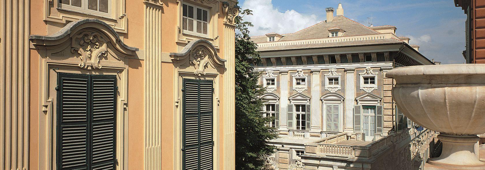 Palazzo Bianco - facciata