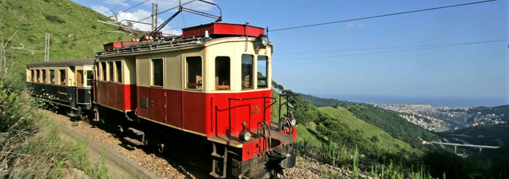 Il trenino di Casella - ©PGassani