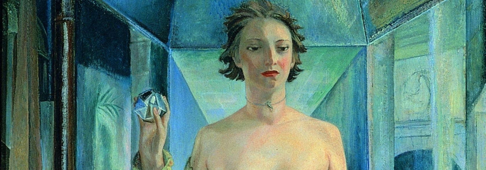 Ferruccio Ferrazzi - Idolo del prisma, 1925 - DOCSAI - ©Archivio fotografico Gen