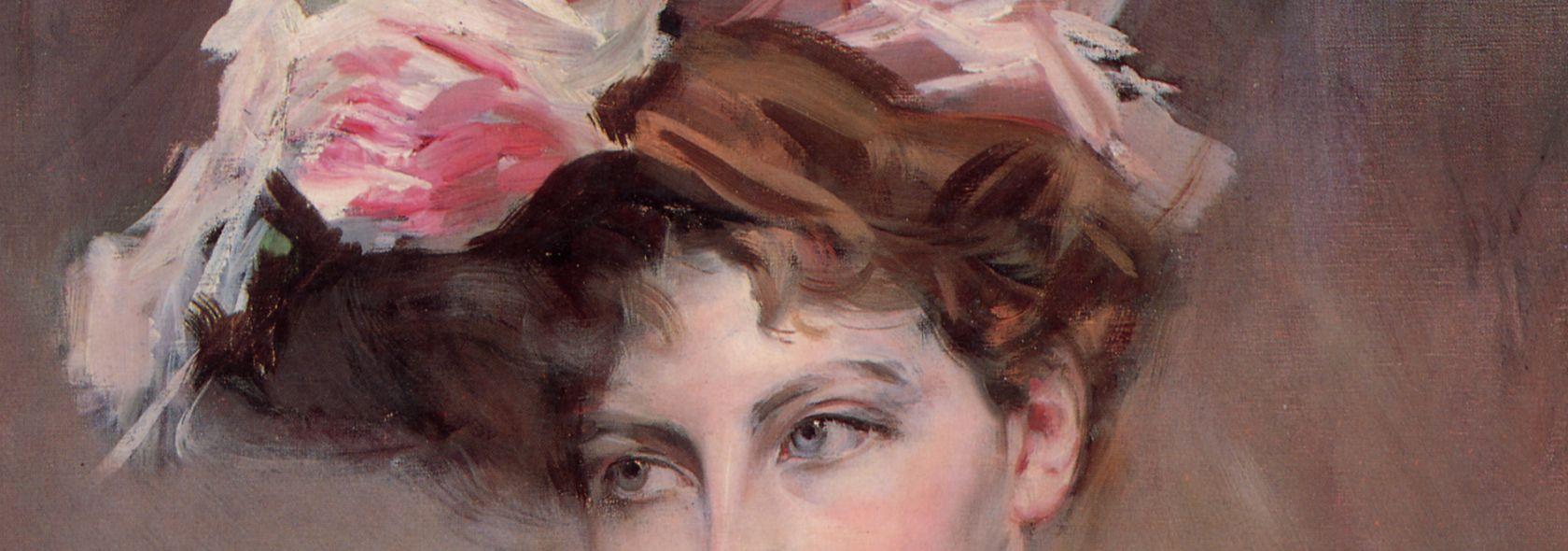 Giovanni Boldini - La contessa Beatrice van Bylandt -1901 - DOCSAI - ©ArchFotoGE