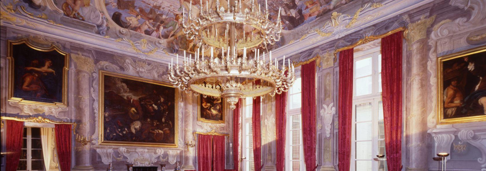 Galleria Nazionale di Palazzo Spinola - Salone secondo piano