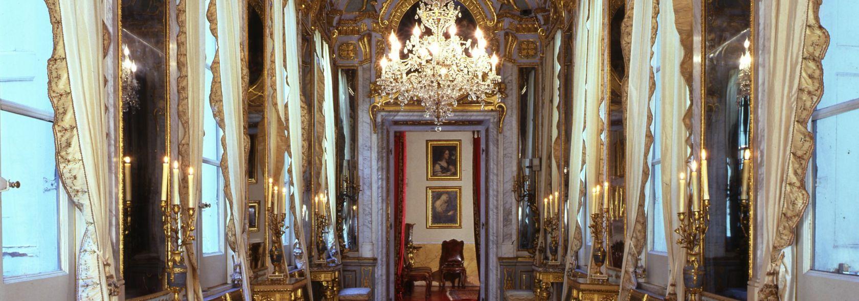 Galleria Nazionale di Palazzo Spinola - Galleria degli Specchi