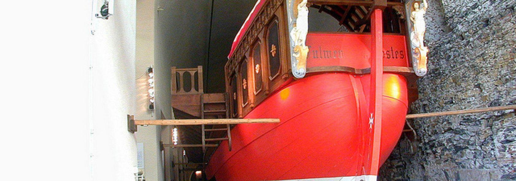 Galata Museo del Mare - Galea - ©genovacittadigitale