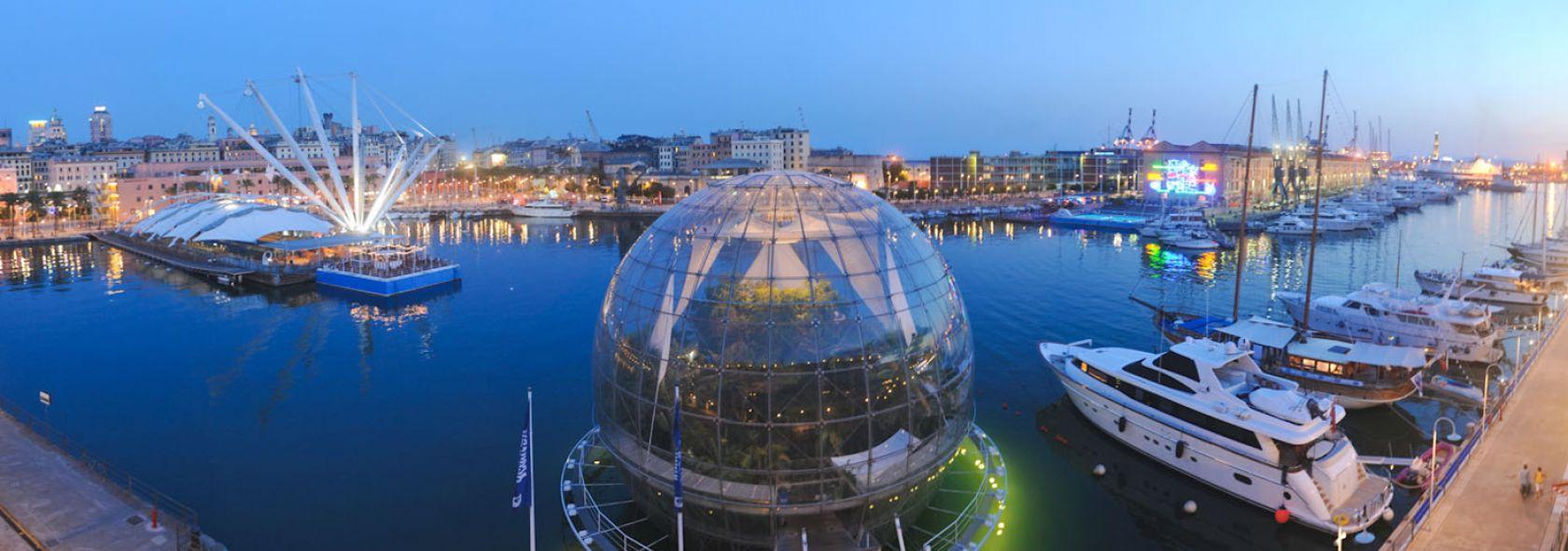 Porto Antico ph: Merlofotografia