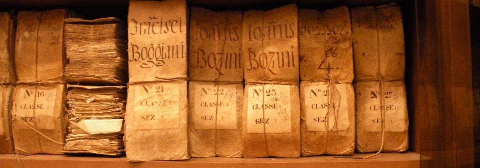 Genova, Archivio del Magistrato di Misericordia