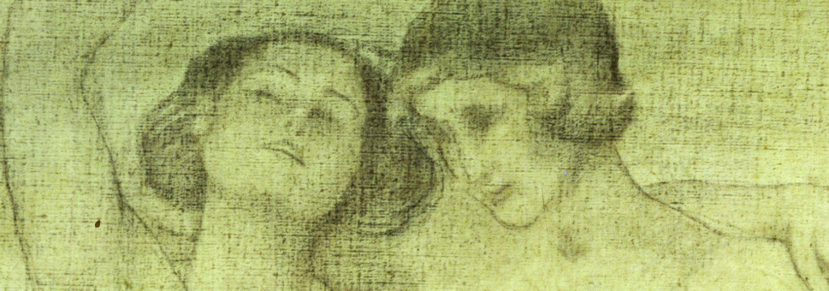 Giovanni Segantini - Il Paradiso Terrestre - 1896 ca - DOCSAI - ©Archivio fotogr