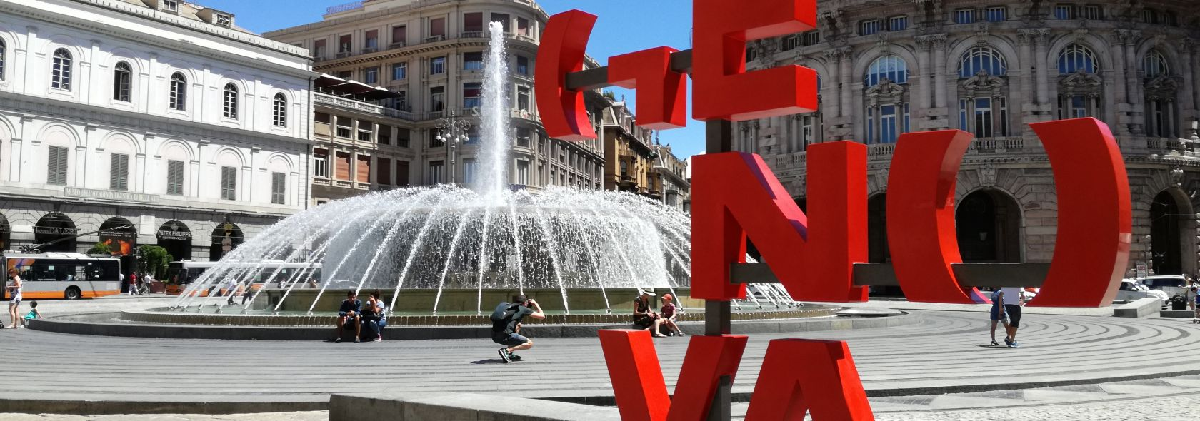 Piazza De Ferrrari