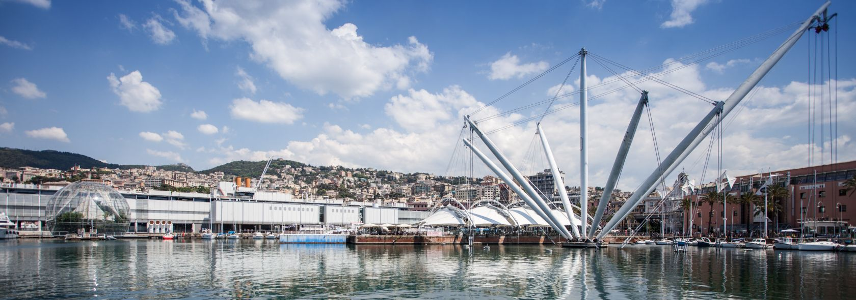 Genoa's harbor tour