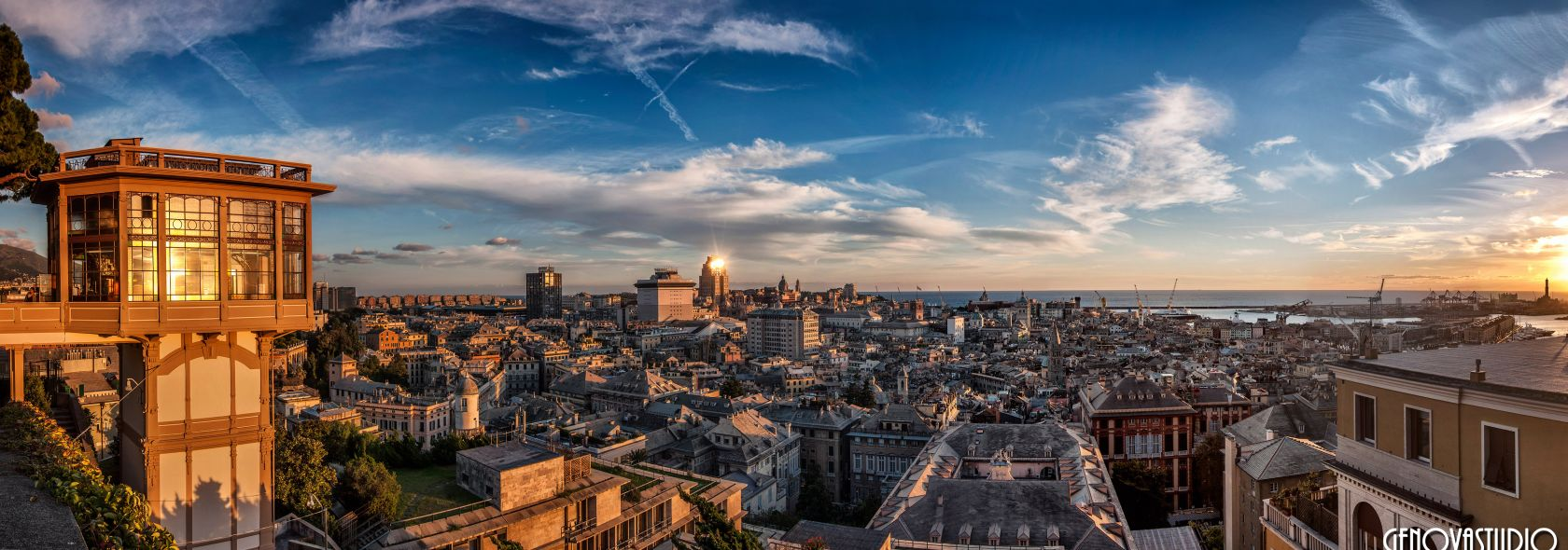 Panorama Spianata Castelletto - Foto Andrea Facco
