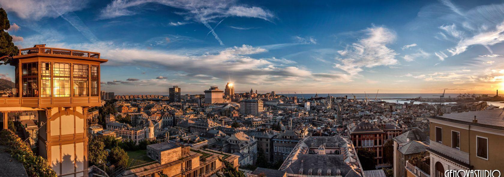 Panorama da Spianata Castelletto - foto di Andrea Facco
