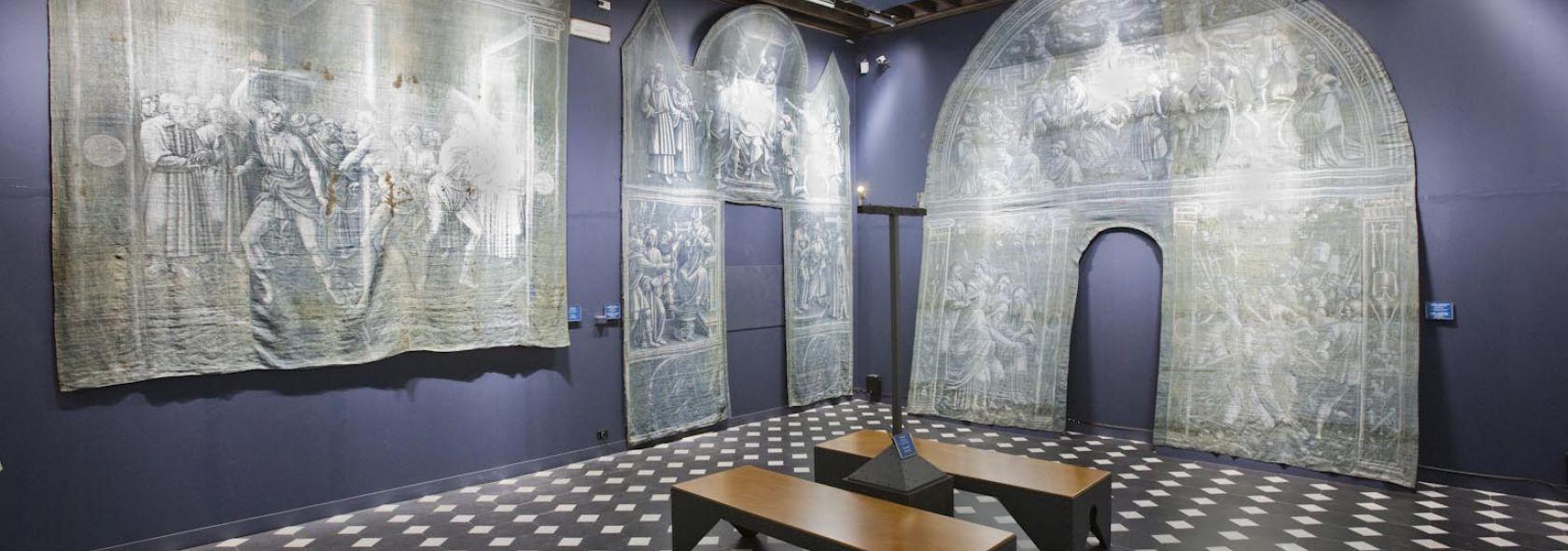 Museo Diocesano - Collezione I Teli della Passione - © SBAS Liguria