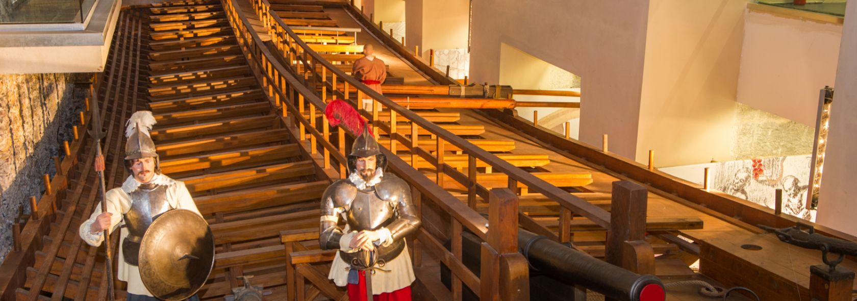 Galata Museo del Mare - Galea - ©Costa Edutainment PH merlofotografia
