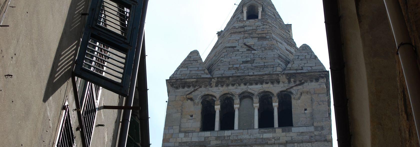 Campanile della Chiesa di Santa Maria delle Vigne