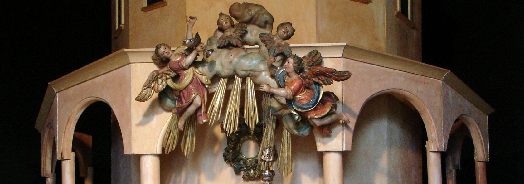 Presepe, presentazione al tempio - DOCSAI - ©Archivio fotografico Genova