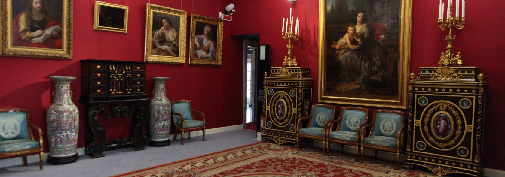 Palazzo Rosso, stanze ottocentesche - foto: ©Xedum